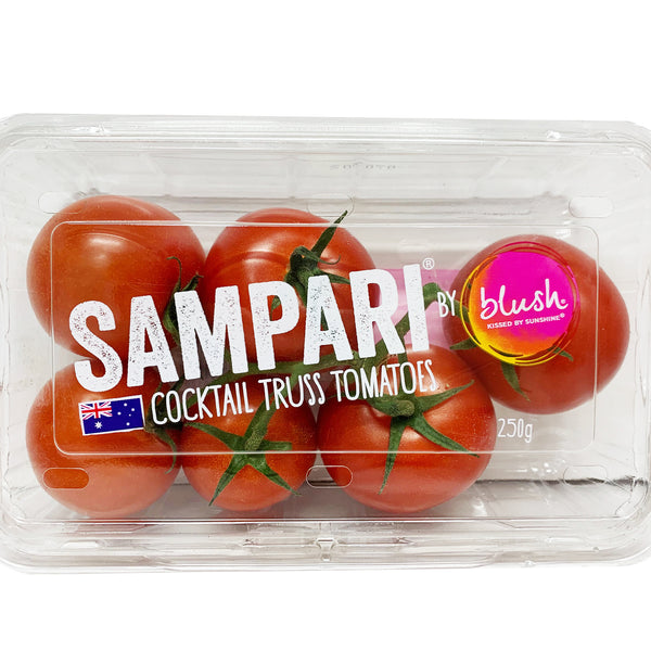 Tomatoes Sampari - Cocktail Truss Tomatoes (250g)
