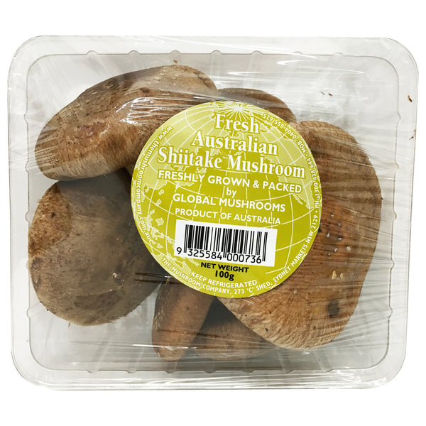 Mushrooms Shiitake 100g