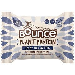 Bounce Plant Protein Energy Ball Cacao Nut Butter 40g