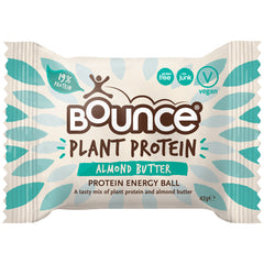 Bounce Plant Protein Energy Ball Almond Butter | Harris Farm Online