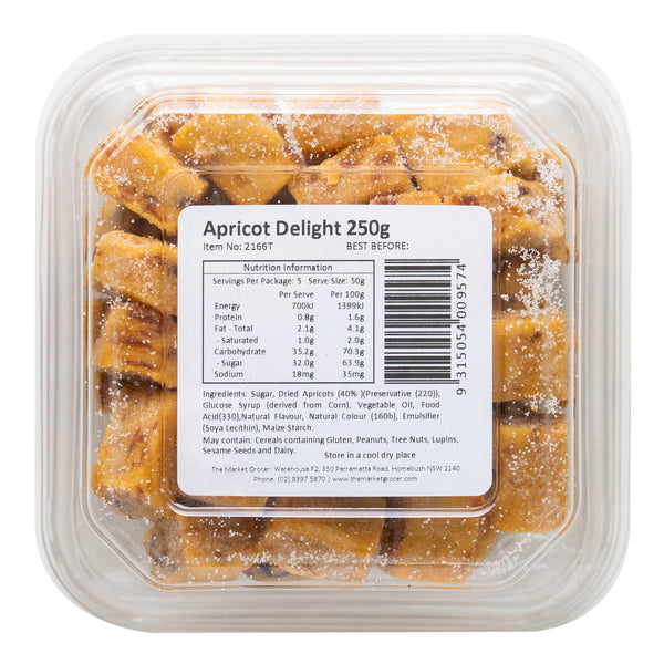 The Market Grocer - Apricot Delight | Harris Farm Online