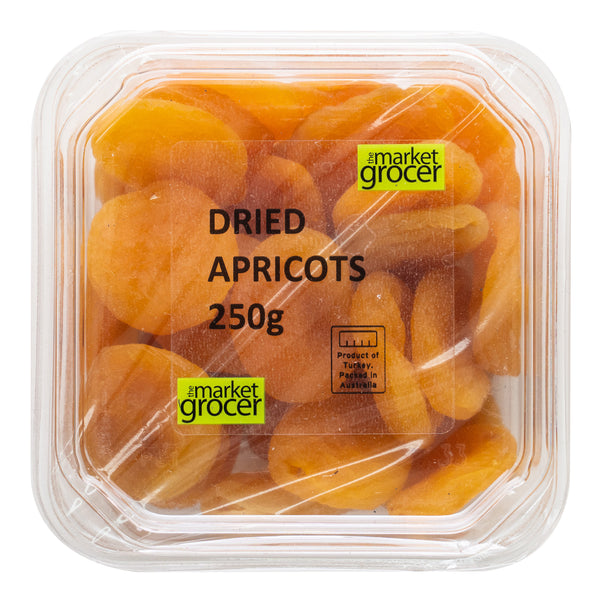 The Market Grocer - Apricots Dried (250g)