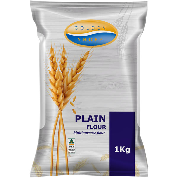 Golden Shore Plain Flour Multipurpose | Harris Farm Online