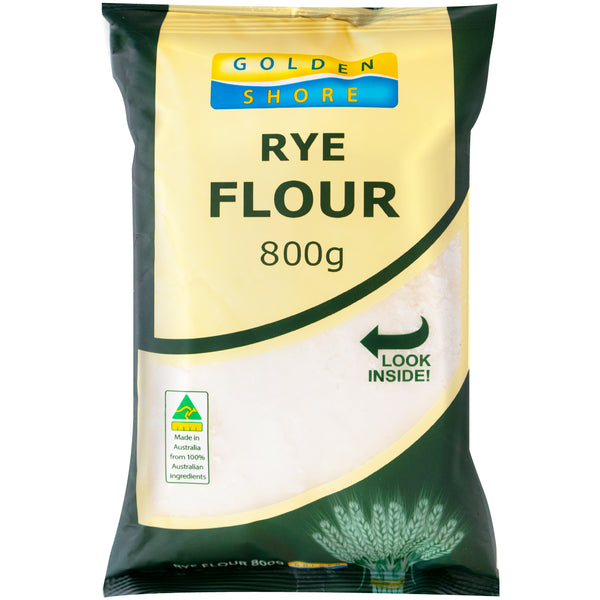 Golden Shore Rye Flour | Harris Farm Online