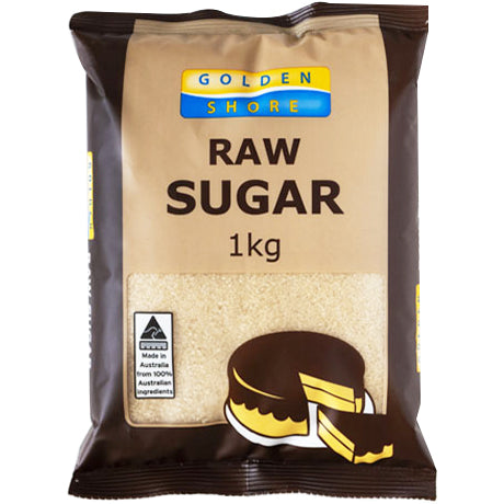 Golden Shore Raw Sugar | Harris Farm Online