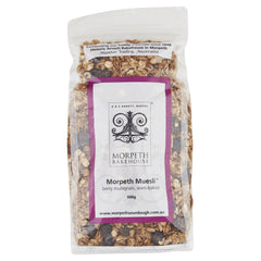 Morpeth Muesli Berry Multigrain 500g , Grocery-Cereals - HFM, Harris Farm Markets  - 1