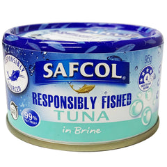 Safcol Tuna In Brine 95g