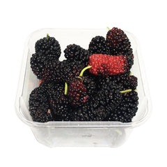 Mulberries (175g punnet)