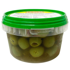 Antonio Granata - Pitted Green Sicilian Olives | Harris Farm Online