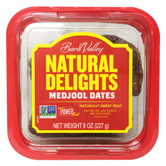 Dates - Medjool Dates - Packet (227g) Natural Delights