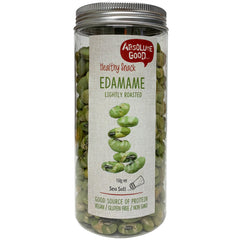 Absolute Good - Edamame - Lightly Roasted Sea Salt (150g)