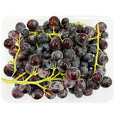 Grapes - Black Muscatels - Seeded (min 400g Tray)