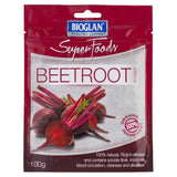 Bio Glan Super Foods Beetroot Powder 100g , Grocery-Cooking - HFM, Harris Farm Markets  - 1