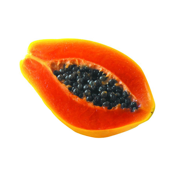 Papaya (half) Red