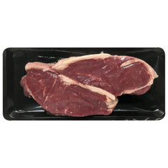 Beef - Sirloin Steak Yearling Grass Fed (500-600g)