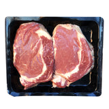 Beef - Scotch Fillet Steak - Yearling Grass Fed (400-600g)