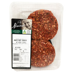 Beef - Angus Burgers (2 Pieces, 350g) Nonnas