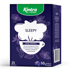 Kintra Foods Sleepy Tea | Harris Farm Online