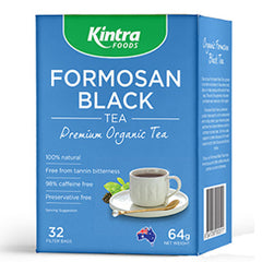 Kintra Foods Formosan Black Organic Tea | Harris Farm Online