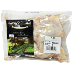 Chicken - Wings (500-800g) Paddock Lane