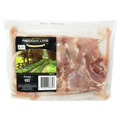 Chicken - Ribs (500g) Paddock Lane