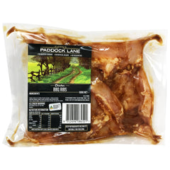 Chicken - BBQ Ribs (500g) Paddock Lane