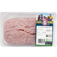 Chicken - Mince Organic (400-600g) Hobbs Farms