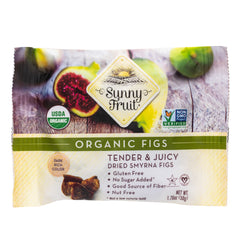 Sunny Fruit Organic Dried Figs | Harris Farm Online