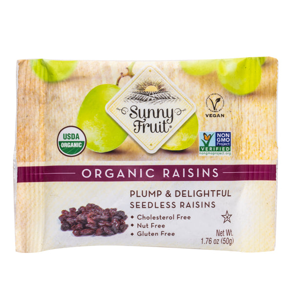 Sunny Fruit Organic Dried Raisins | Harris Farm Online