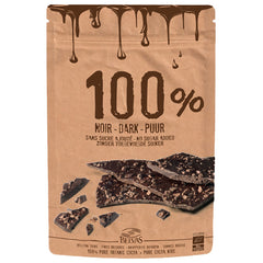 Belvas - Dark Chocolate - 100% Noir Dark Puur (80g)