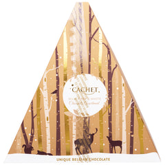 Cachet Assorted Chocolates in Triangle Gift Box | Harris Farm Online