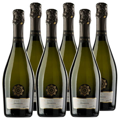 Ca' Del Sole - Prosecco - Millesimato Extra Dry - Soligo, Italy (CASE SALE, 6 Bottles x 750mL)