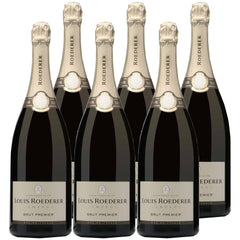 Louis Roederer - Champagne - Brut Premier - A' Reims, France (Case Sale, 6 x 750mL)