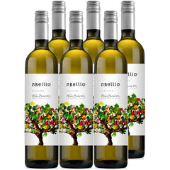 Abellio - White Wine - Albarino Rias Baixas - Galicia, Spain (Case sale, 6 bottles x 750mL)