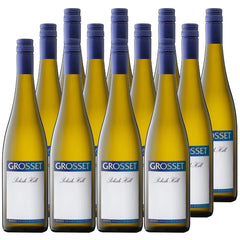 Grosset - Riesling 2018 - Polish Hill - Clare Valley, SA (Case sale. 12 bottles x 750mL)