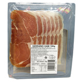 Deli - Serrano Ham Sliced (100g) Fresco