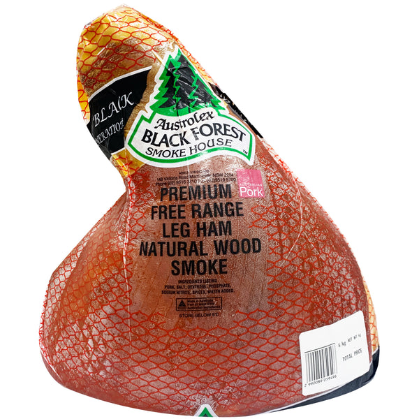 Black Forest Smokehouse Natural Wood Smoked Free Range Half Ham On The Bone | Harris Farm Online