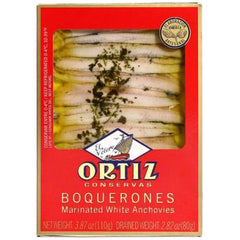 Ortiz White Anchovies | Harris Farm Online