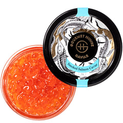 Gourmet House Smoked Salmon Caviar | Harris Farm Online