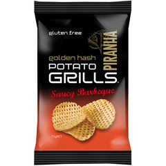 Piranha Golden Hash Potato Grills Saucy Barbeque | Harris Farm Online