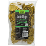 The Market Grocer Corn Chips Spinach | Harris Farm Online