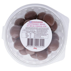 Choc Grove Milk Chocolate Raspberry Riot 200g , Grocery-Confection - HFM, Harris Farm Markets  - 1