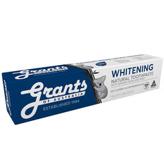 Grants Whitening Toothpaste Fluoride Free | Harris Farm Online