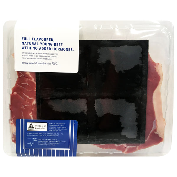 Beef - Rump Steak (300-500g) Swan Bay Butchers