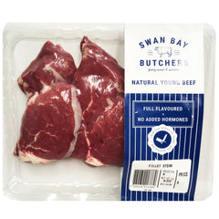 Beef - Fillet Steak (300-500g) Swan Bay Butchers