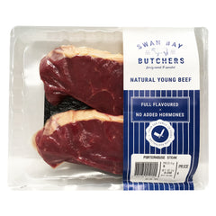 Beef - Porterhouse Steak (300-500g) Swan Bay Butcher