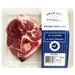 Beef - Osso Bucco (450-650g) Swan Bay Butchers