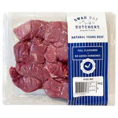 Swan Bay Butcher - Beef Diced | Harris Farm Online
