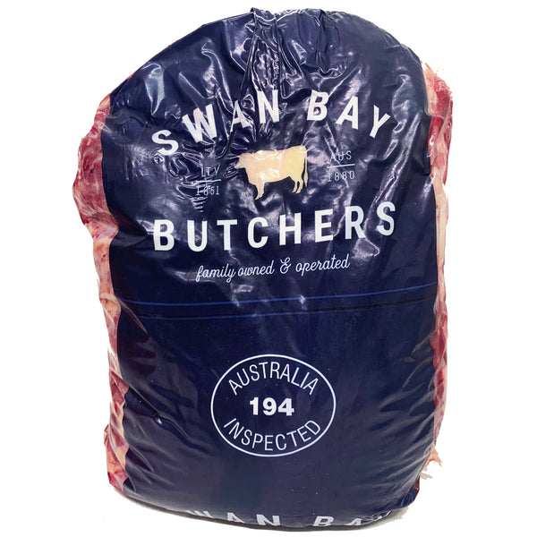 Beef - Scotch Fillet Roast (1.4kg-1.7kg) Swan Bay Butchers