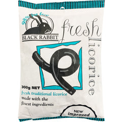 Black Rabbit Fresh Traditional Licorice | Harris Farm Online